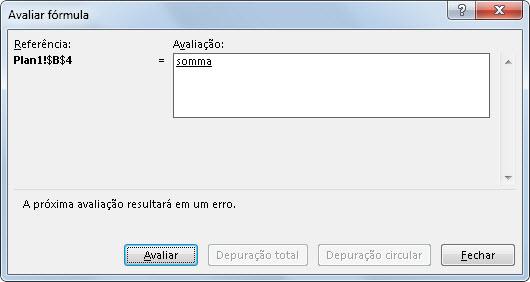 Usando a Verificação de Erros do Excel