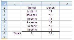 Questões resolvidas e comentadas de Excel (parte 6)