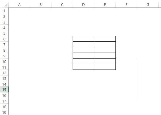 Como apagar todas as bordas e linhas da sua planilha no Excel
