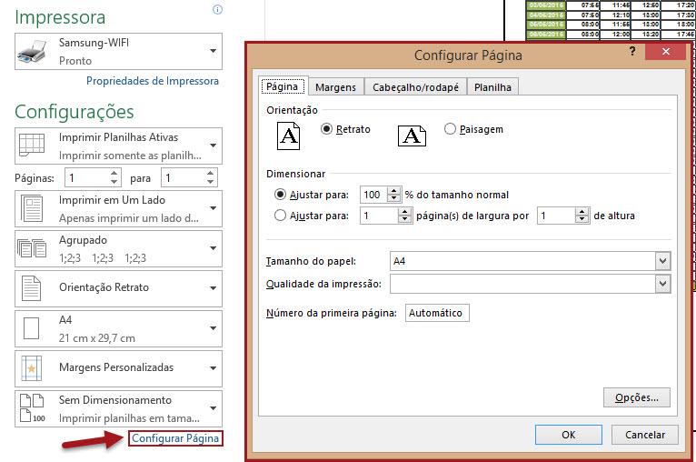 Tudo o que você precisa saber sobre impressão no Excel
