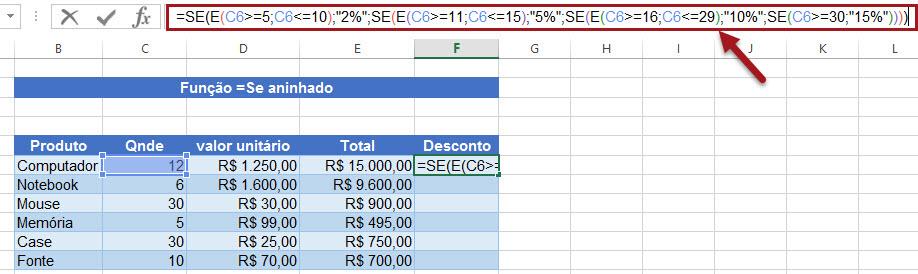 As melhores e mais úteis fórmulas do Excel