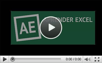 Vem aí o curso em vídeo do Aprender Excel =D