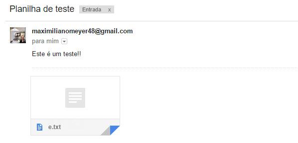 Planilha de mailing (envio de e-mails em massa) 3.0