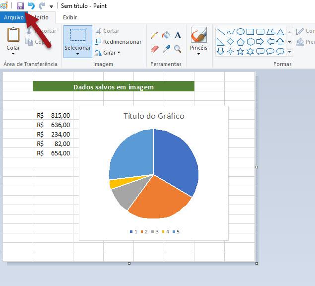 Salvando a seleção como imagem no Excel (com ou sem VBA)