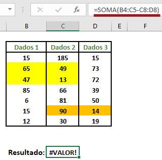 Como trabalhar com fórmulas matriciais