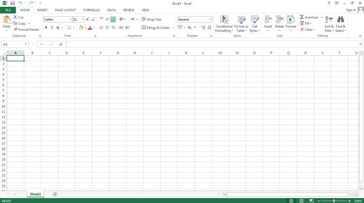 Versão do Excel 2016 para Windows