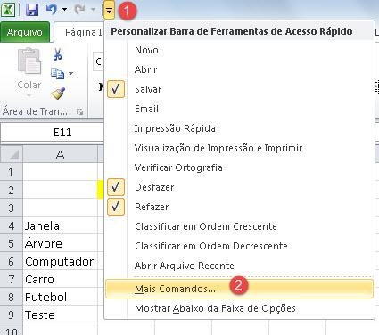 Saiba como fazer o Excel ler as suas planilhas para você