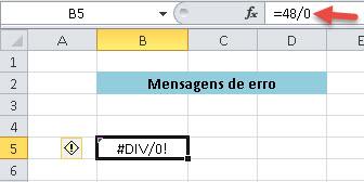 Regra básica da matemática. Não existe divisão por 0 ;)