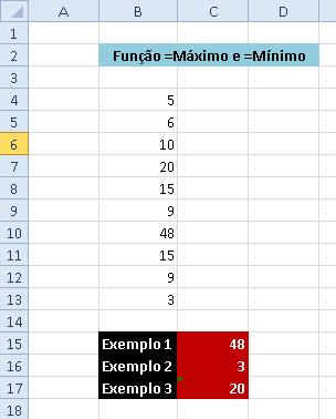 Funções e fórmulas de Excel mais cobradas em concursos (Parte 1)