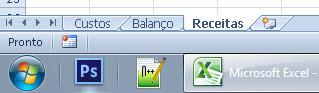 Ocultando Planilhas, células, linhas e colunas no Excel