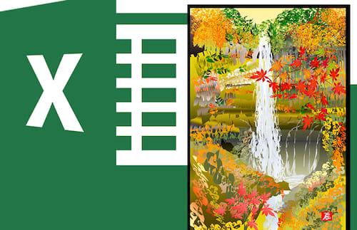 Idoso de 73 anos cria obras de arte usando gráficos criados no Excel
