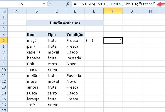 Funções e fórmulas de Excel mais cobradas em concursos (Parte 2)