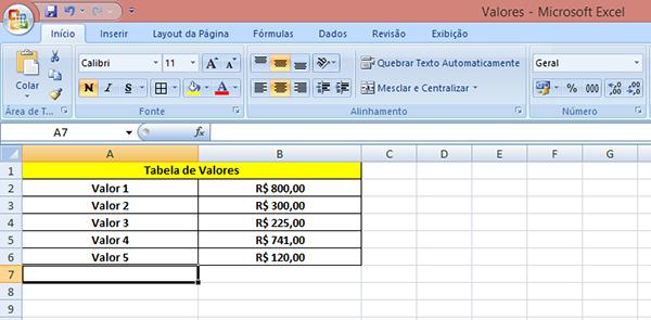 Como salvar uma planilha do Excel como Somente Leitura