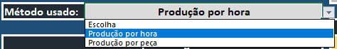 Planilha de precificação de produtos (grátis) no Excel 7.0