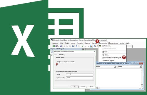 Planilha que se autodestrói  após o uso - Excel