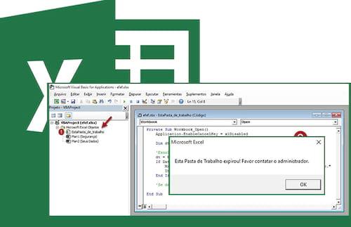 VBA para criar prazo de validade na planilha no Excel