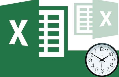 Calculando horas negativas no Excel