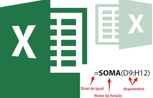 Como utilizar funções no Excel