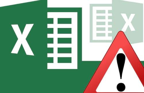 5 coisas que devemos procurar não fazer no Excel