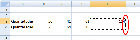 Como inserir/encontrar fórmulas no Excel