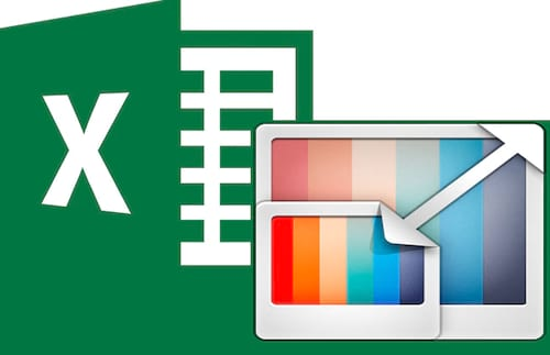 Como redimensionar todas as imagens de uma só vez no Excel