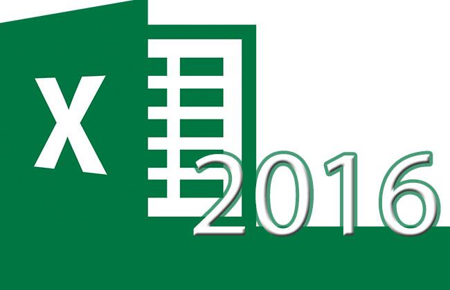 Novidades do Excel 2016