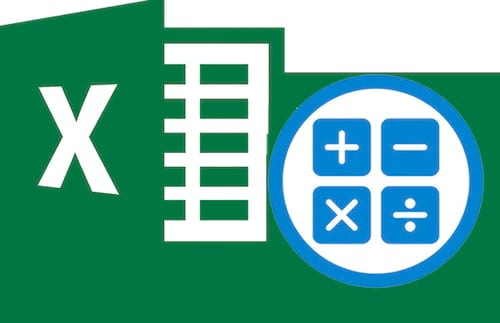 Operações matemáticas básicas no Excel