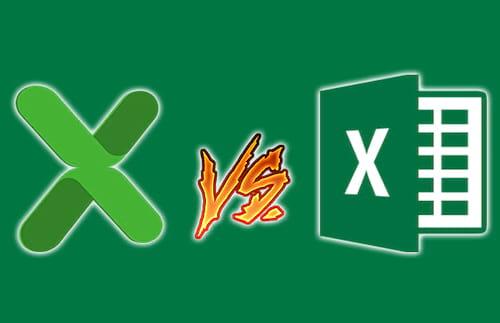Diferenças entre as versões Mac e Windows do Excel