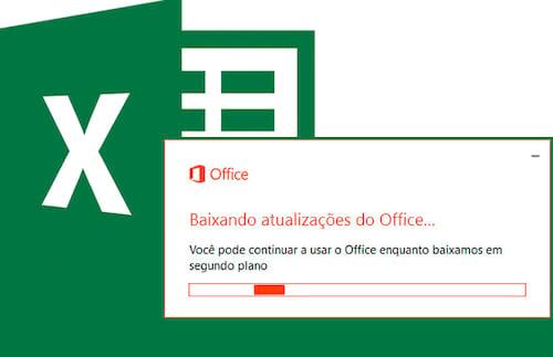 Atualizações de fevereiro de 2017 do Excel