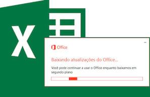Atualizações de março de 2017 do Excel