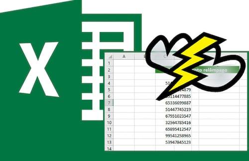 Como usar o Preenchimento Relâmpago no Excel