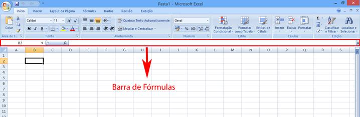 Excel - Primeiros Passos