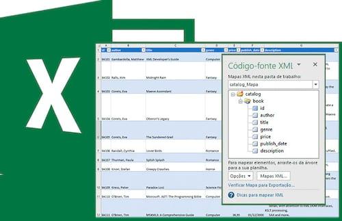 Como abrir e manipular arquivos XML no Excel