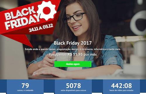 Green Friday 2017 Curso de Excel + 78 cursos por 70 centavos cada