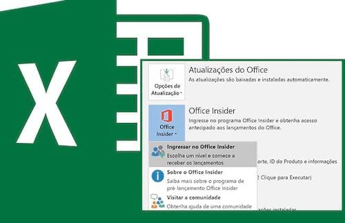 Como se tornar um Office Insider