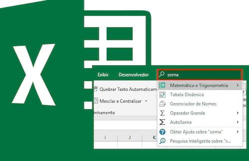Localizando funções no Excel em segundos