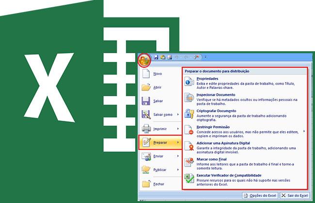 Como PREPARAR um documento no Excel