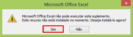 Adicionando o suplemento Solver no Excel e outros