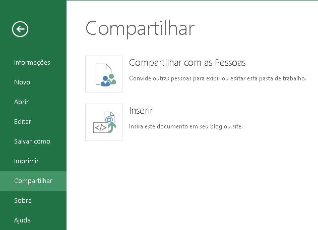 Como utilizar o Pacote Office Online para Excel