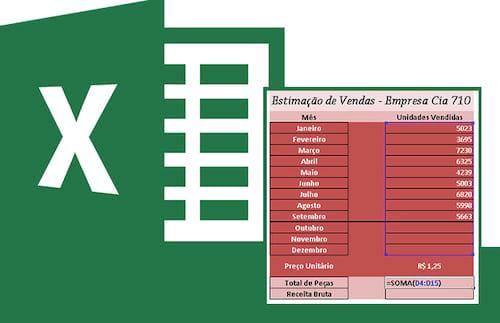 Como criar cenários no Excel